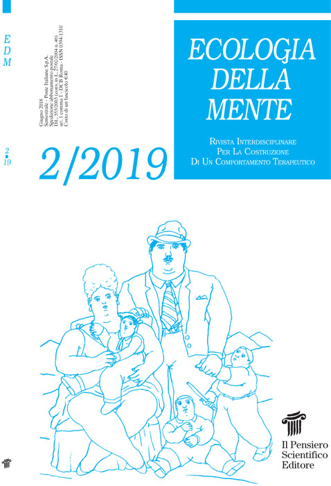 2019 Vol. 42 N. 2 Luglio-Dicembre