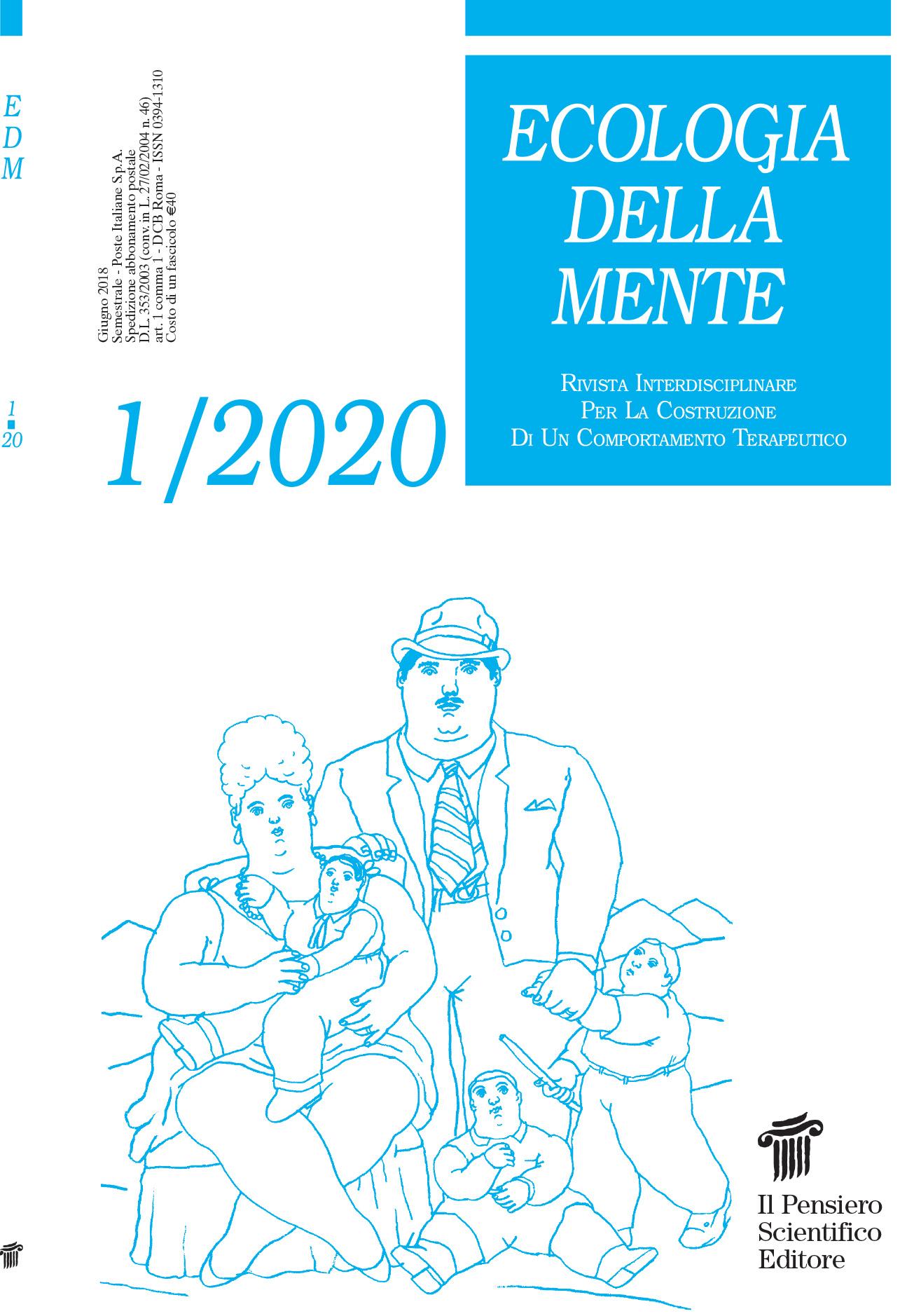 2020 Vol. 43 N. 1 Gennaio-Giugno