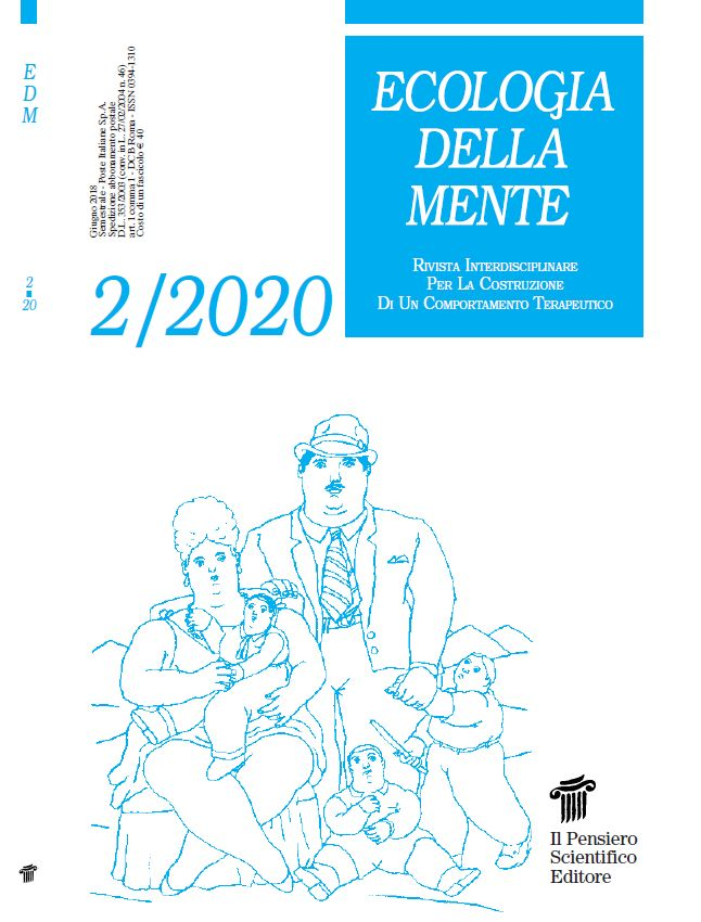 2020 Vol. 43 N. 2 Luglio-Dicembre